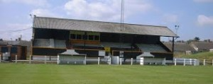 The Millfield  home of Crook Town AFC