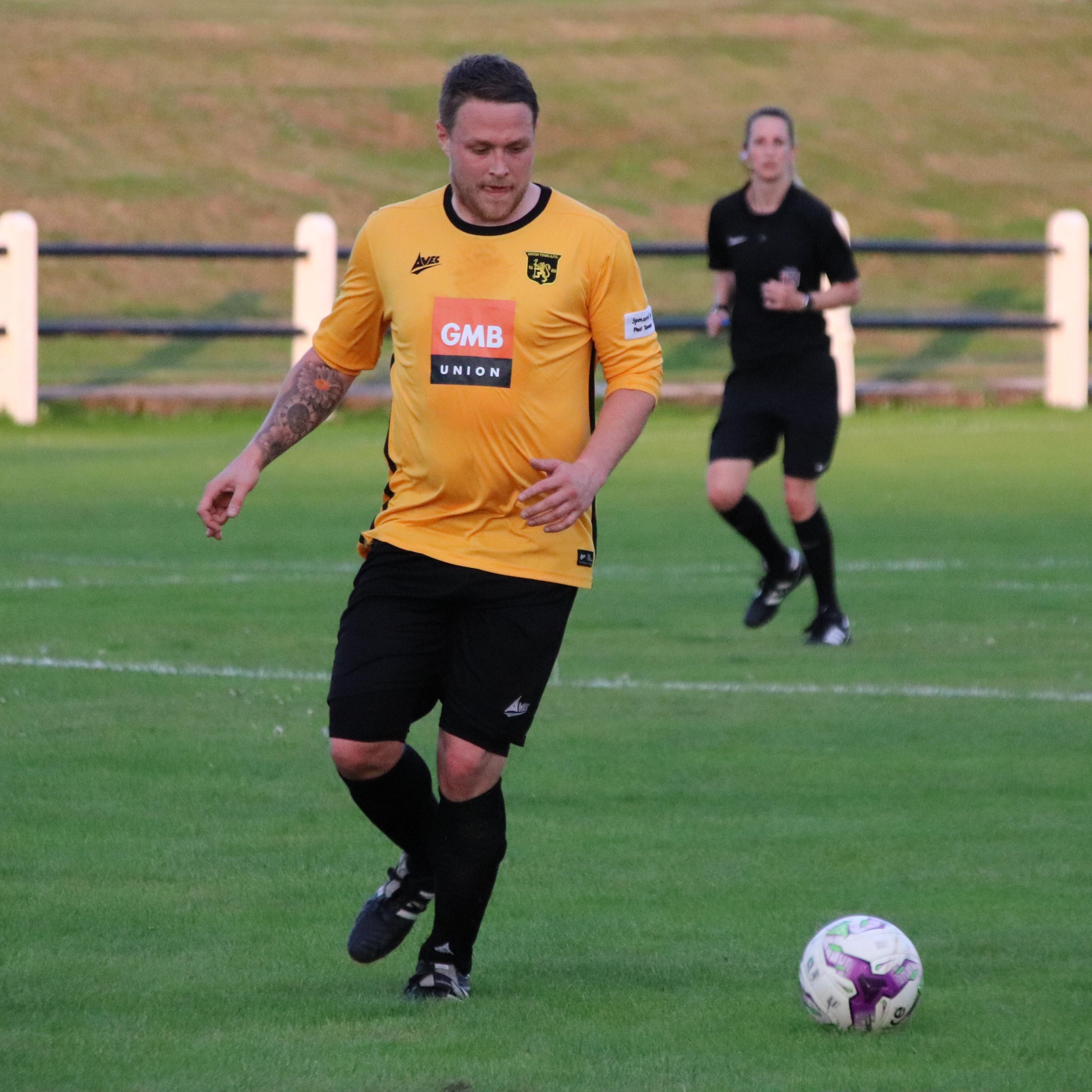 Alex Wilson - defender