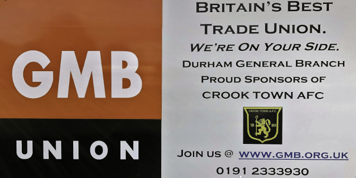 GMB Shirt Sponsor - Home