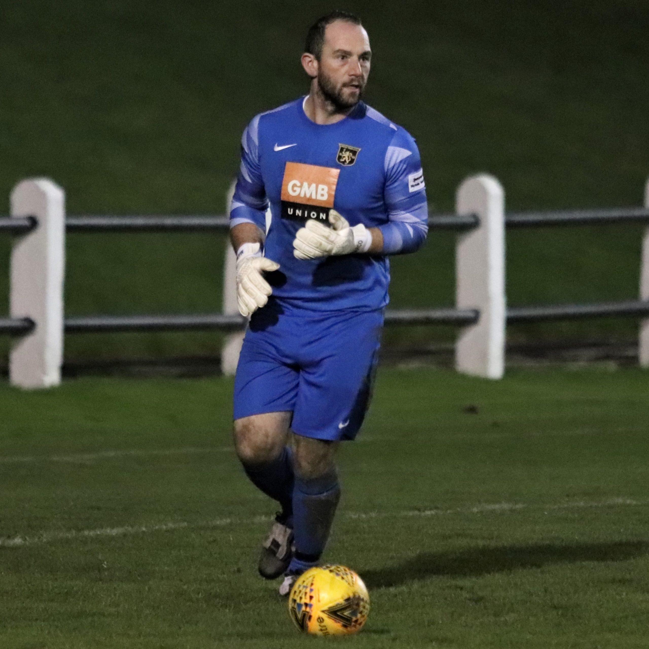 Marc Boughey - Goalkeeper