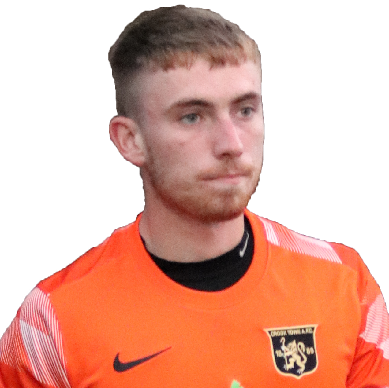 Ronan Makepeace - Goalkeeper